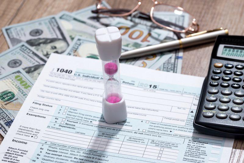 Edwin Casanova's Tax Extension Breakdown
