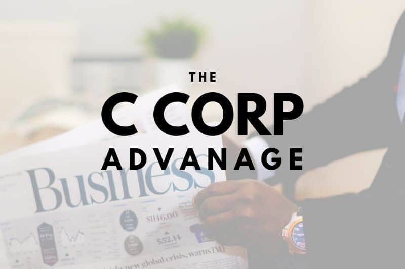 The Advantage a C Corporation Holds for Suffolk County Businesses
