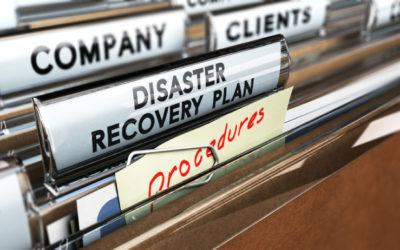 Consejos de Edwin Casanova para crear un plan empresarial para casos de desastre