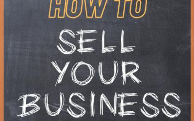 Cosas a considerar antes de vender su negocio en el condado de Suffolk